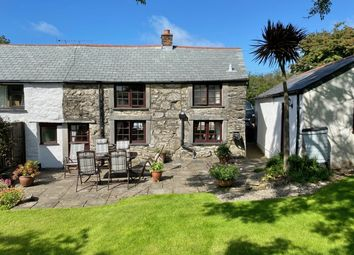 Thumbnail 3 bed semi-detached house for sale in Port Isaac