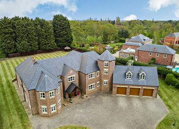 Thumbnail 6 bed detached house for sale in The Fairways, Torksey, Lincoln