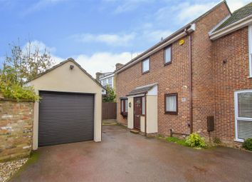 Thumbnail 2 bed semi-detached house for sale in Springfield Close, Ongar