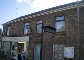 Thumbnail 3 bed flat for sale in Long Rock, Penzance, Cornwall