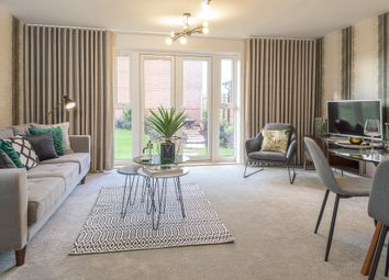 "Thumbnail 3 bedroom terraced house for sale in ""Elderleaf"" at Louisburg Avenue, Bordon"