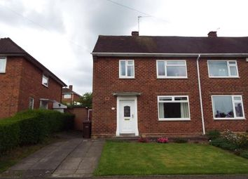 Thumbnail 3 bed semi-detached house for sale in Stourton Drive, Wolverhampton, West Midlands