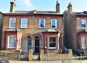 Thumbnail 5 bed semi-detached house for sale in Heath Gardens, Twickenham