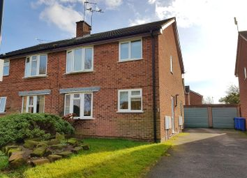Thumbnail 1 bed flat for sale in Malvern Close, Mickleover, Derby