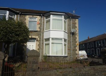 Thumbnail 3 bed semi-detached house for sale in Glyncoli Road, Treorchy