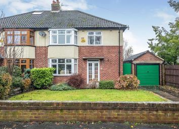 Thumbnail 4 bed semi-detached house for sale in Cambridge Road, Formby, Liverpool, Merseyside