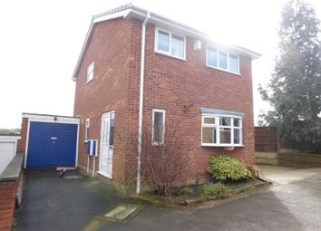 Thumbnail 3 bed detached house to rent in Santon Road, Forest Town, Mansfield