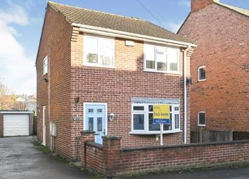 Thumbnail 3 bed detached house for sale in Parliament Street, Newhall, Swadlincote, Derbyshire