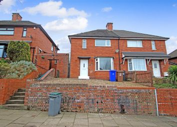 Thumbnail 3 bed semi-detached house for sale in Dorcas Drive, Blurton, Stoke-On-Trent