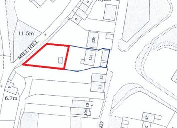 Thumbnail Land for sale in Cott Road, Lostwithiel