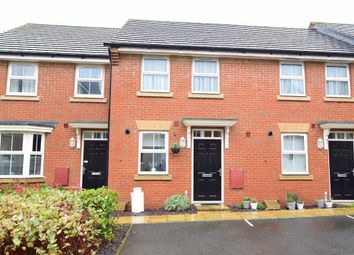 Thumbnail 2 bed terraced house for sale in Dairy Crest Drive, Newport, Isle Of Wight