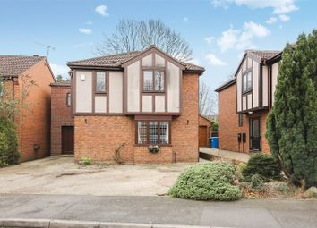 Thumbnail 4 bed detached house for sale in Ash Tree Close, Ashgate, Chesterfield