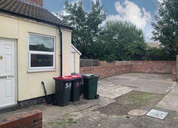 Thumbnail 1 bed flat to rent in Rowms Lane, Swinton, Mexborough