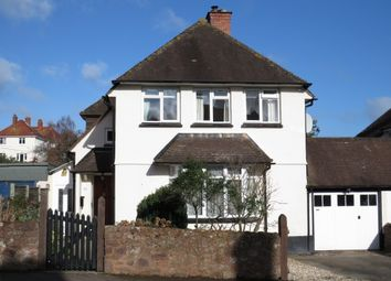 Thumbnail 4 bed link-detached house for sale in Paganel Road, Minehead