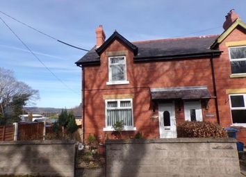 Thumbnail 2 bed semi-detached house for sale in Trefnant, Denbigh, Denbighshire