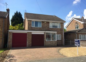 Thumbnail 4 bed detached house for sale in Kingscliffe Road, Grantham