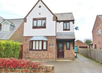 Thumbnail 3 bed detached house for sale in Low Street, Carlton, Goole