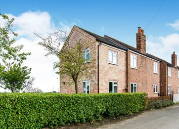 Thumbnail 3 bed detached house for sale in Leas Road, Great Hale, Sleaford