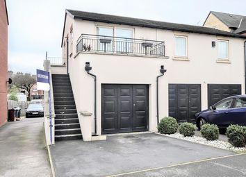 Thumbnail 2 bed flat for sale in Spring Gardens, Longcar Lane, Barnsley