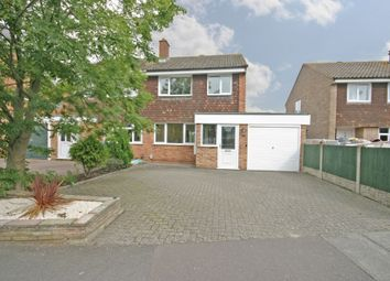 Thumbnail 3 bed semi-detached house to rent in Southgate Close, Mickleover, Derby