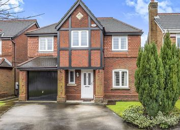 Thumbnail 4 bed detached house for sale in Dewberry Fields, Upholland, Skelmersdale