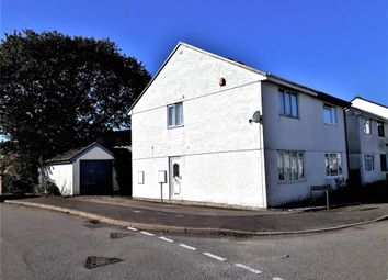 Thumbnail 2 bed semi-detached house to rent in Lynher Way, Callington, Cornwall