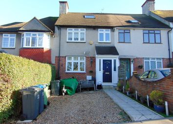 Thumbnail 3 bed terraced house for sale in Crossways, South Croydon, Surrey
