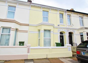 Thumbnail 3 bed terraced house for sale in Southern Terrace, Mutley, Plymouth