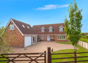 Thumbnail 4 bedroom detached house for sale in George Street, Helpringham, Sleaford, Lincolnshire