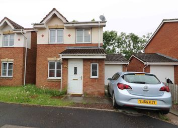 Thumbnail 3 bed detached house for sale in Brodie Gardens, Baillieston