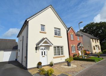 Thumbnail 3 bed detached house for sale in Buttercup Road, Willand