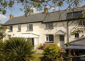 Thumbnail 4 bed detached house for sale in Back Lane, Chardstock, Axminster, Devon