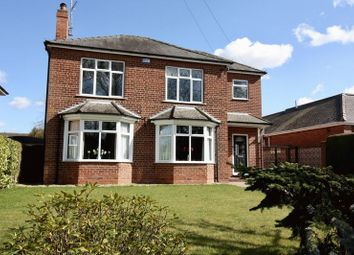Thumbnail 4 bed detached house for sale in Londesborough Road, Market Weighton, York