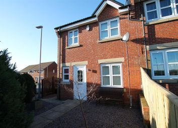 Thumbnail 3 bed semi-detached house for sale in Sewell Court, Crook