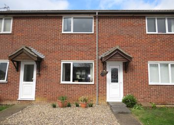 Thumbnail 2 bed terraced house for sale in Rowan Green, Elmswell, Bury St. Edmunds