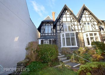 Thumbnail 4 bed semi-detached house for sale in Cliff Terrace, Aberystwyth