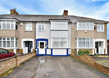 Thumbnail 3 bed terraced house for sale in Royston Road, Crayford, Kent