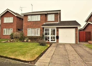 Thumbnail 3 bed detached house for sale in Holland Way, Holbeach, Spalding