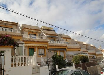 Thumbnail 3 bed town house for sale in Spain, Alicante, San Miguel De Salinas