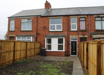Thumbnail 3 bed terraced house to rent in Clyde Street, East Stanley