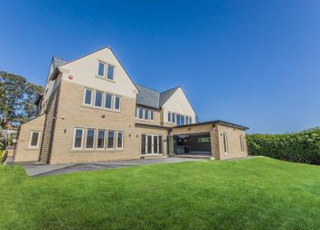 Thumbnail 6 bed detached house for sale in Delamere Gardens, Fixby, Huddersfield