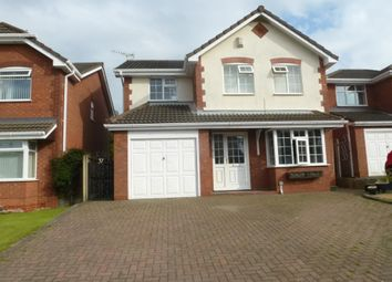 Thumbnail 4 bed detached house to rent in Coppice Green, Elton, Chester