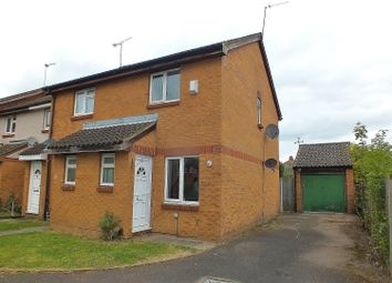 Thumbnail 2 bed end terrace house for sale in Abbey Close, Hayes