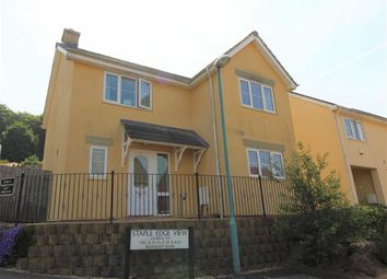 Thumbnail 4 bed detached house for sale in Staple Edge View, Cinderford