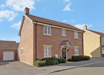 Thumbnail 4 bedroom detached house for sale in Kilby Crescent, St Andrews Ridge, Wiltshire