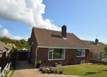 Thumbnail 3 bedroom detached bungalow for sale in Seabourne Road, Bexhill-On-Sea