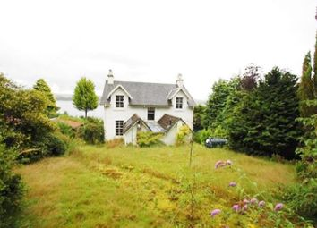 Thumbnail 4 bed detached house for sale in Blair Athol, Dunoon, Argyll And Bute PA238Tj