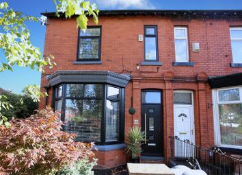 Thumbnail 3 bed end terrace house for sale in Parkfield Road North, Manchester