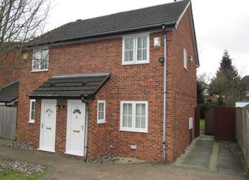 Thumbnail 2 bed semi-detached house to rent in Hertford Close, Congleton
