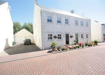 Thumbnail 3 bed semi-detached house for sale in La Grande Route De La Cote, St. Clement, Jersey